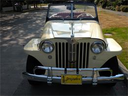 Picture of '49 Willys-Overland Jeepster - $22,500.00 Offered by a Private Seller - LPU9