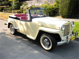 Picture of Classic 1949 Willys-Overland Jeepster - $22,500.00 - LPU9