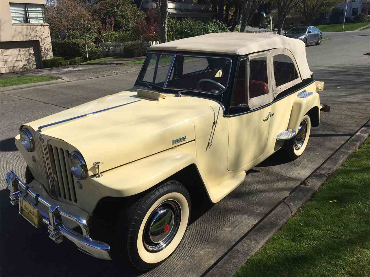 Large Picture of '49 Jeepster - LPU9