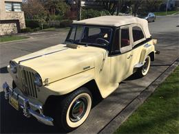 Picture of Classic 1949 Willys-Overland Jeepster Offered by a Private Seller - LPU9