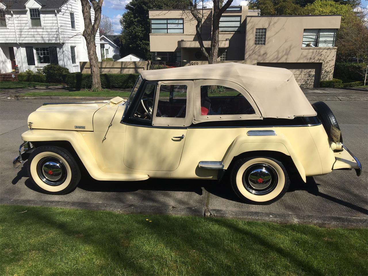 Large Picture of Classic 1949 Jeepster located in Washington - $22,500.00 - LPU9
