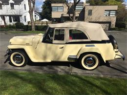 Picture of Classic 1949 Jeepster located in Seattle Washington - LPU9