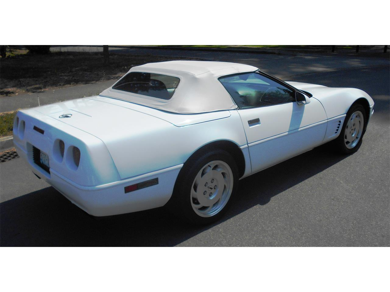 Large Picture of '95 Corvette located in Tacoma Washington - $9,950.00 Offered by Austin's Pro Max - LPUB