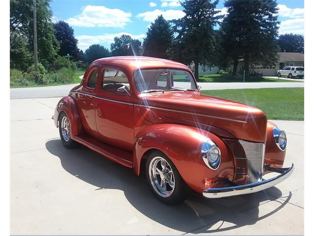Picture of Classic 1940 Ford Deluxe Coupe located in Illinois - $90,000.00 - LPUW