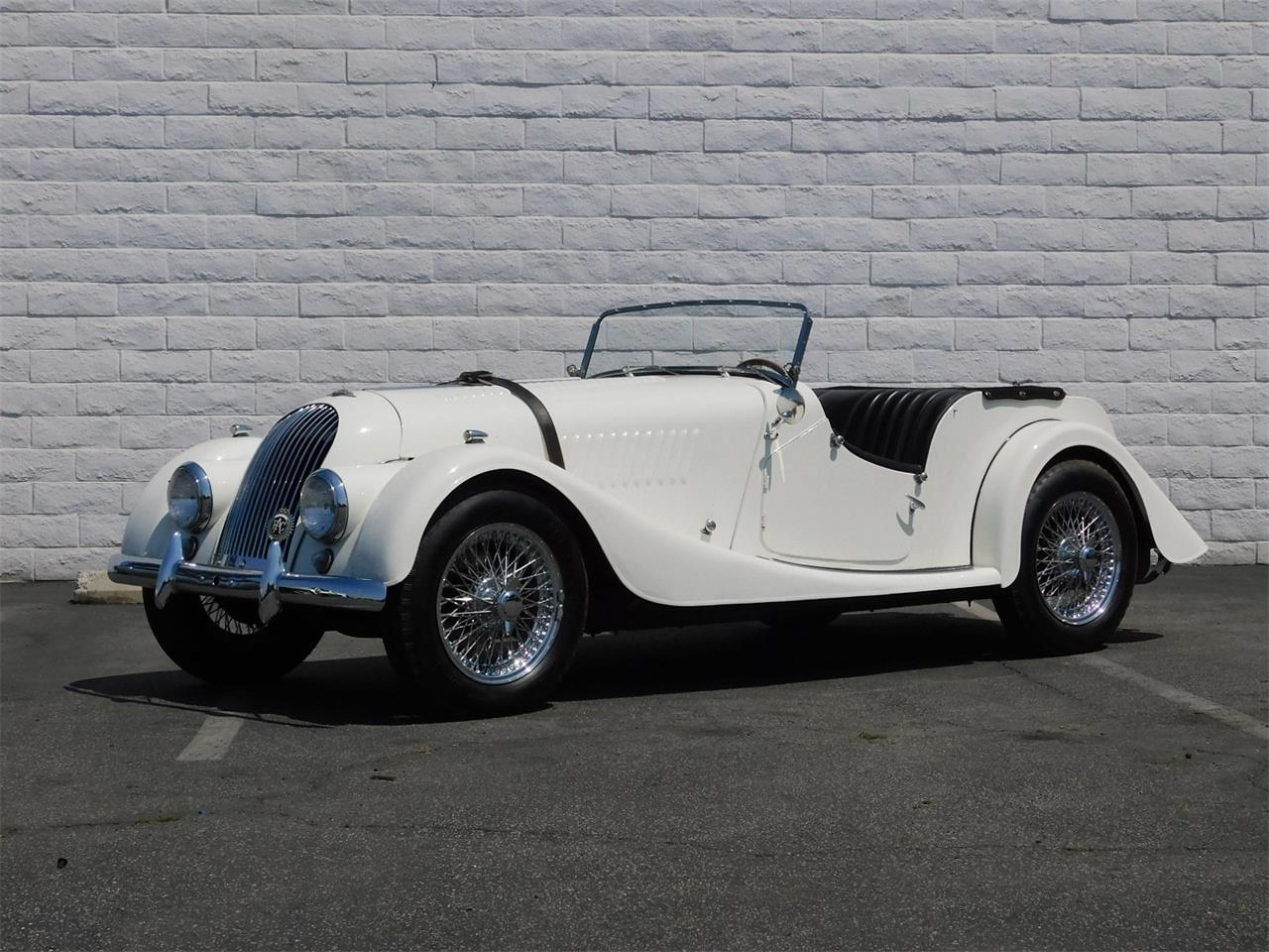 Large Picture of Classic '54 Morgan Plus 4 located in California - $65,000.00 Offered by Back in the Day Classics - LPUX