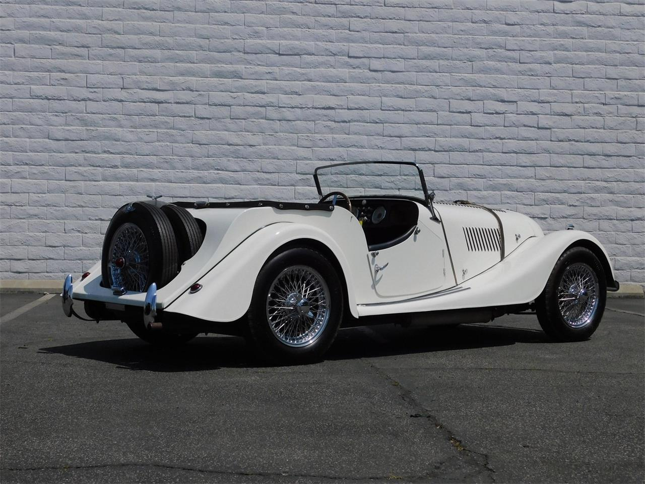Large Picture of '54 Morgan Plus 4 Offered by Back in the Day Classics - LPUX