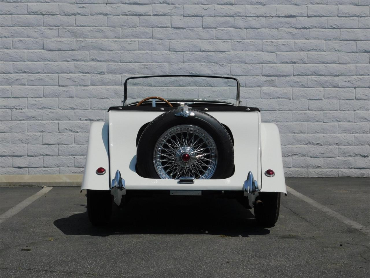 Large Picture of Classic '54 Morgan Plus 4 located in Carson California - $65,000.00 Offered by Back in the Day Classics - LPUX