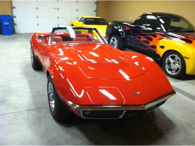 Picture of '68 Corvette - LPV3