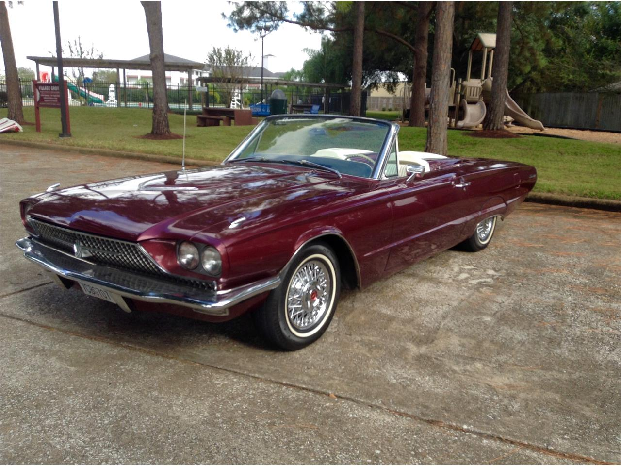 Large Picture of Classic '66 Ford Thunderbird - $17,500.00 - LPV4