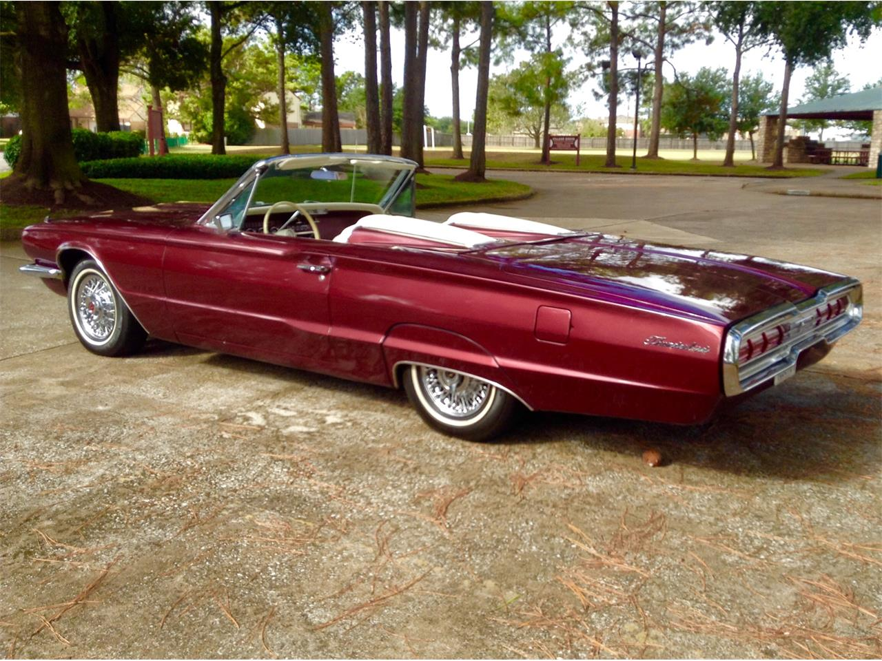 Large Picture of Classic 1966 Thunderbird located in Texas - $17,500.00 Offered by a Private Seller - LPV4