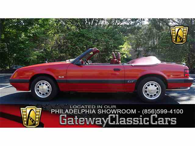 Picture of '86 Mustang - LPWS