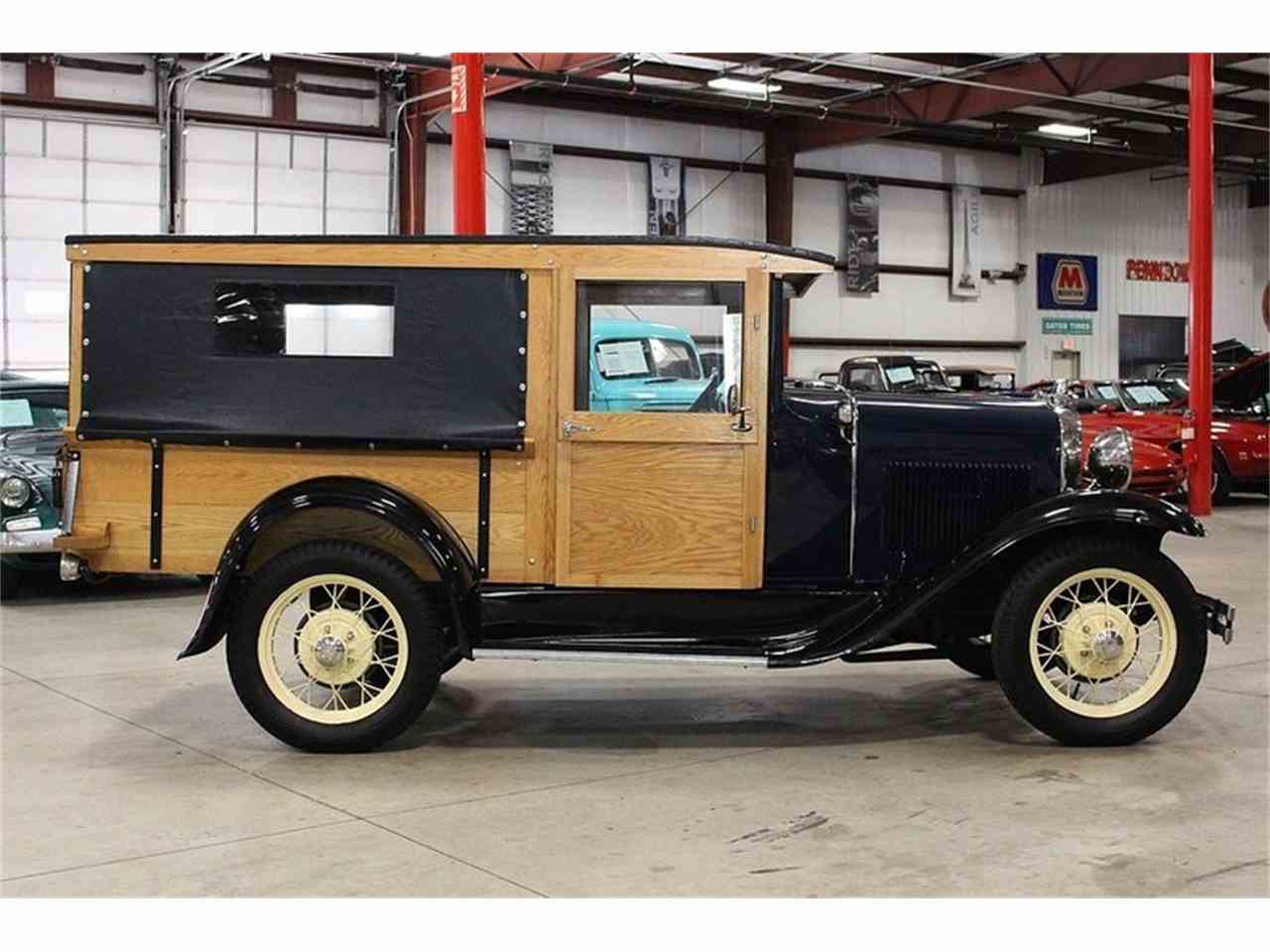 Large Picture of '31 Model A - LPXB