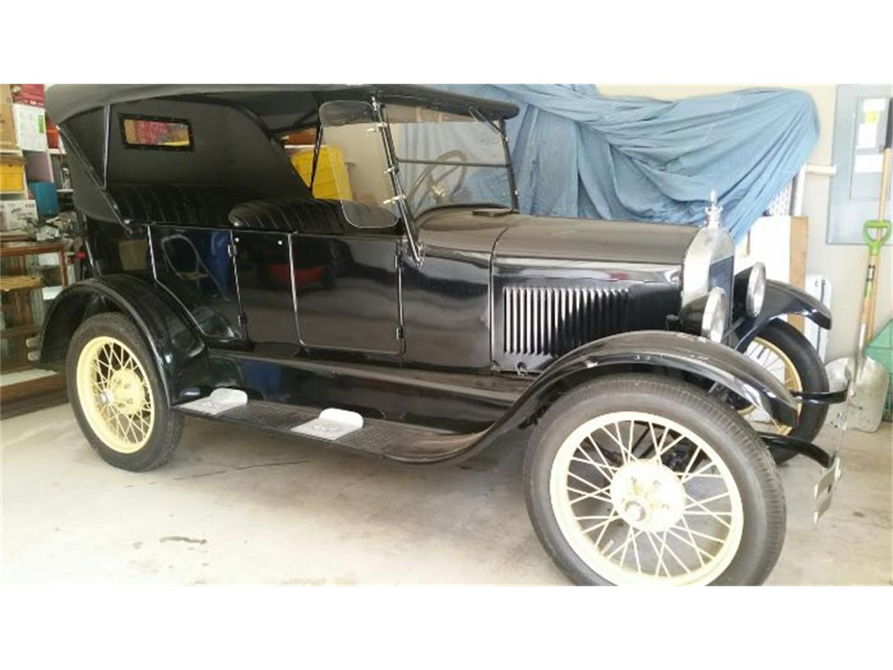 Large Picture of '26 Model T - LPXG