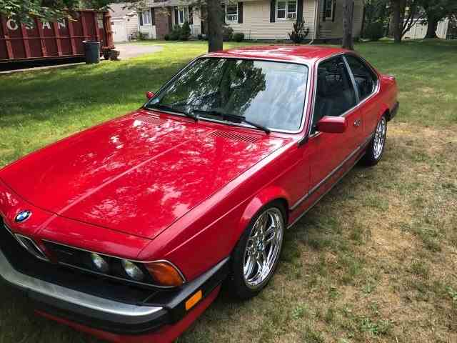 Picture of '87 M6 - LPYL
