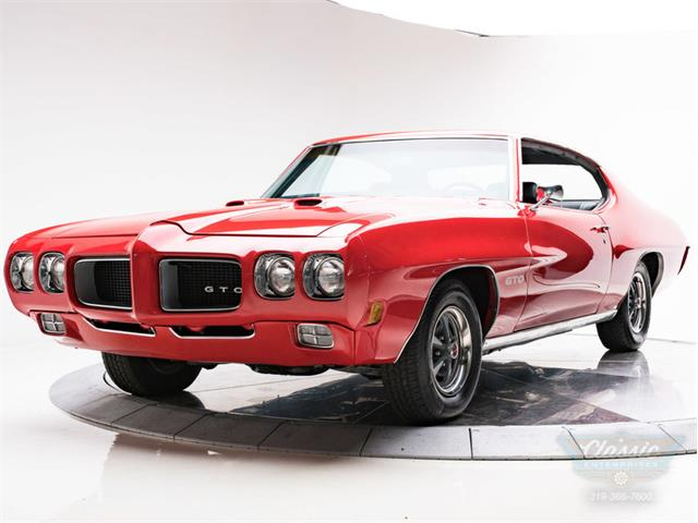 Picture of 1970 GTO - $33,950.00 Offered by  - LPYW