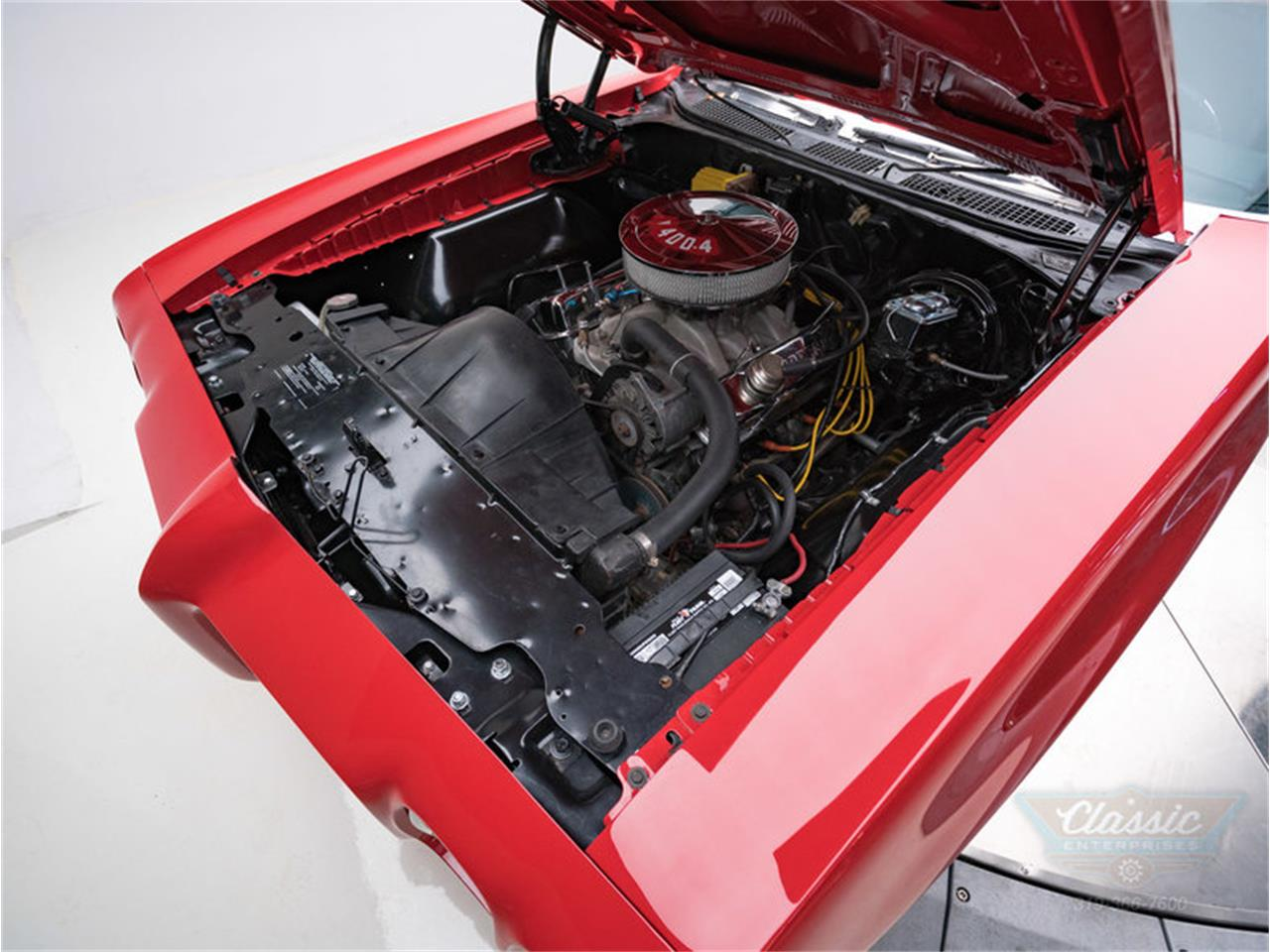 Large Picture of '70 GTO - LPYW