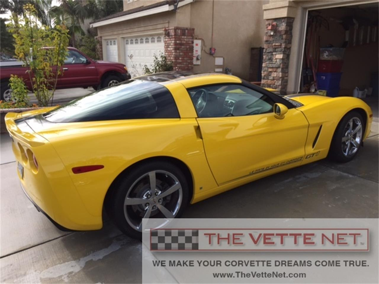 Large Picture of '09 Corvette - LPZ4
