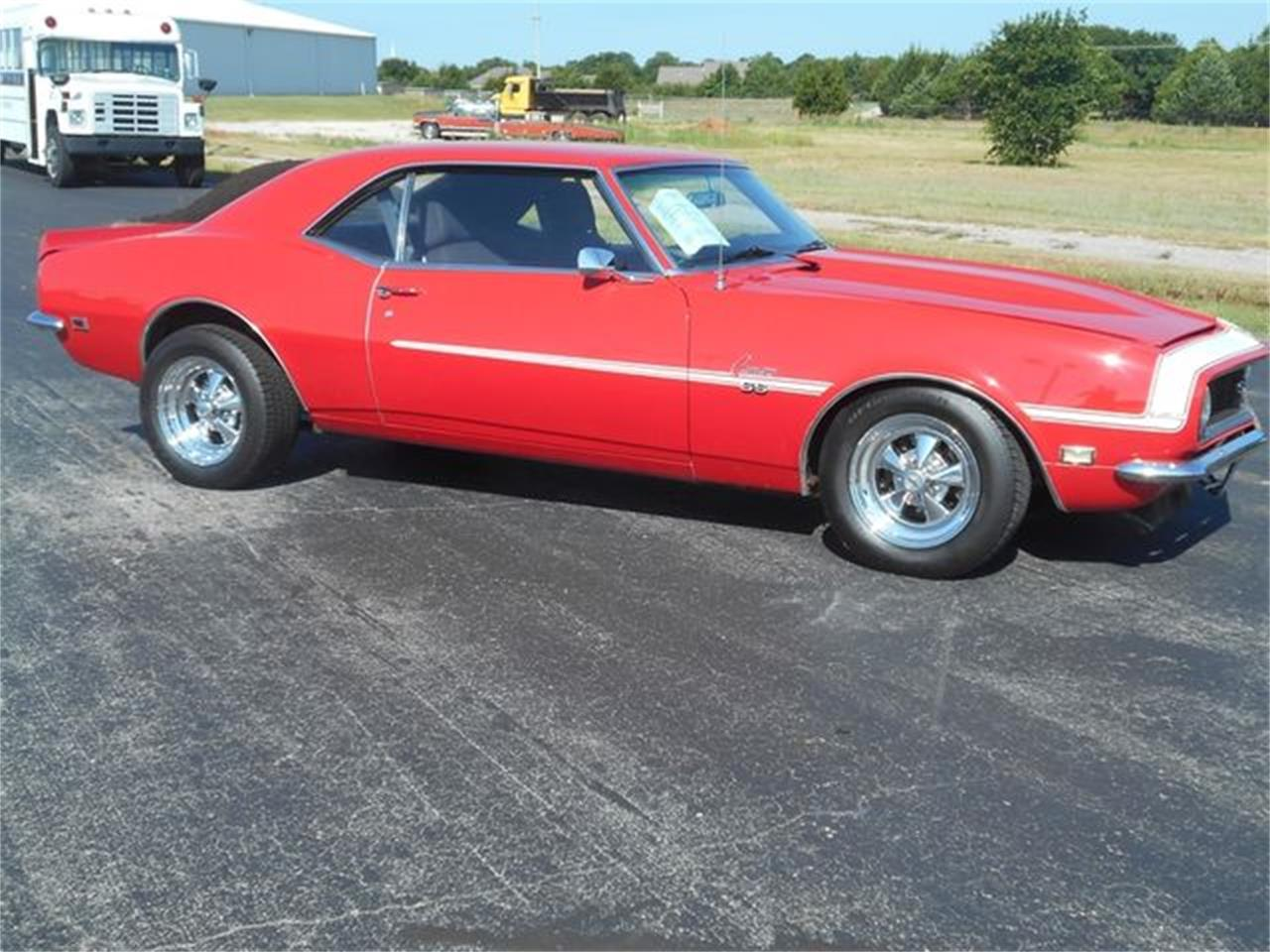 Large Picture of '68 Chevrolet Camaro Offered by Knippelmier Classics - LQ0T