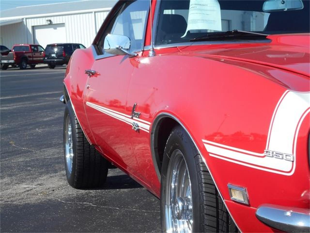 Large Picture of '68 Camaro located in Blanchard Oklahoma - $34,500.00 - LQ0T