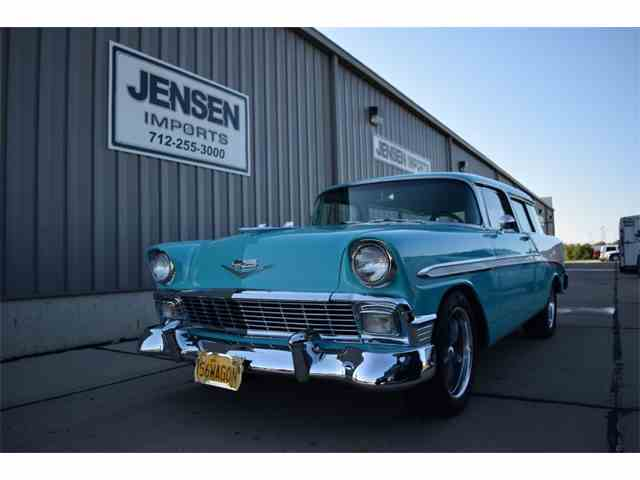 Picture of 1956 Nomad Offered by Jensen Dealerships - LQ29