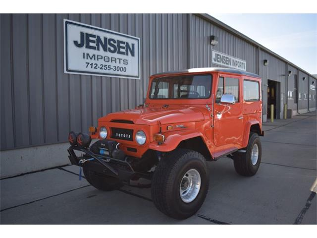Picture of Classic '70 FJ Cruiser located in Iowa - $31,800.00 Offered by  - LQ2A