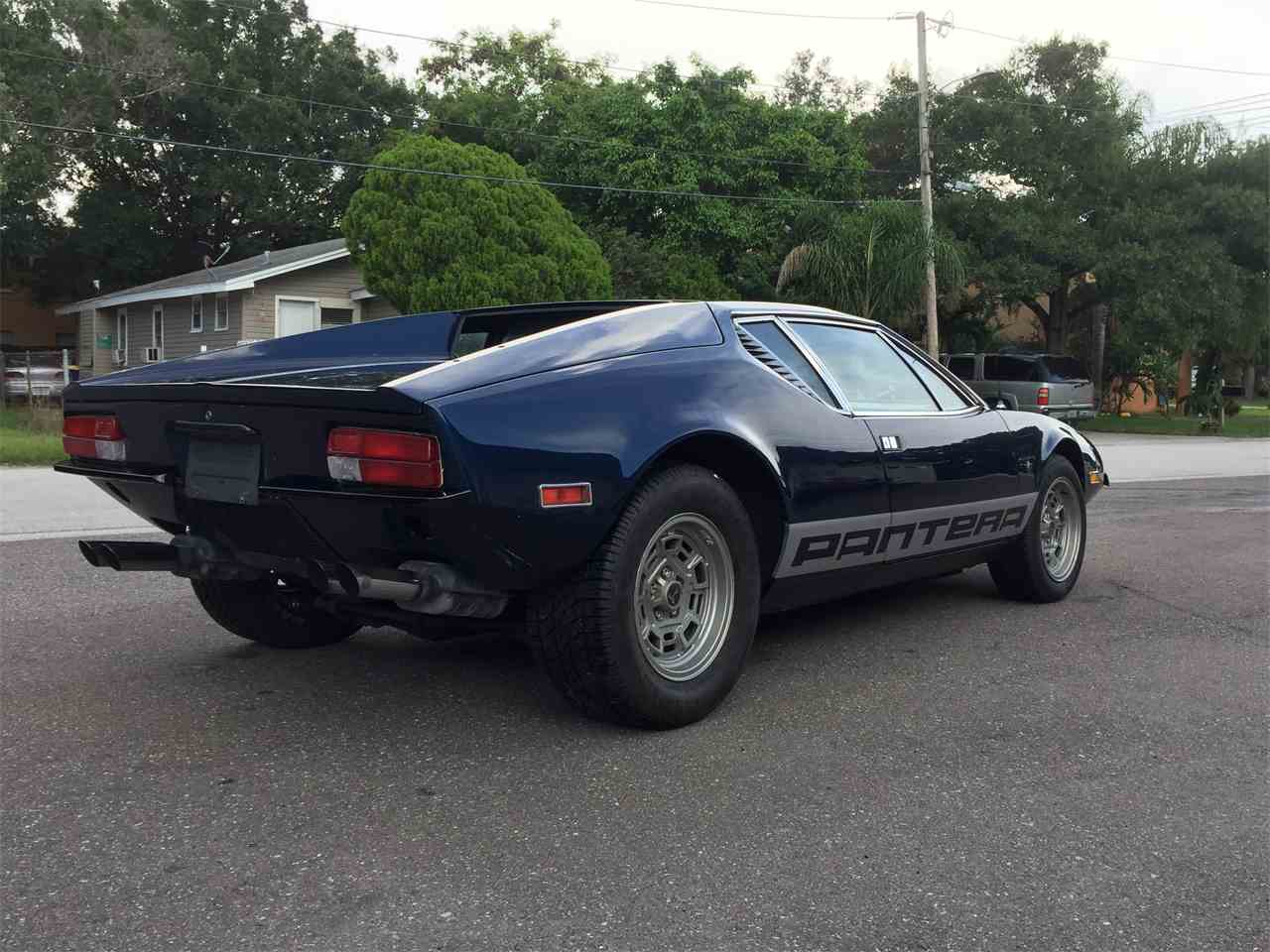 1974 DETMASO Pantera for Sale | ClassicCars.com | CC-1013562