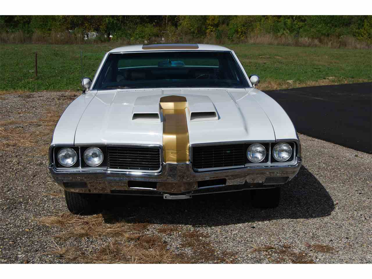 Large Picture of Classic '69 Oldsmobile Cutlass - $70,000.00 Offered by Uftring Auto Group - LQ3H