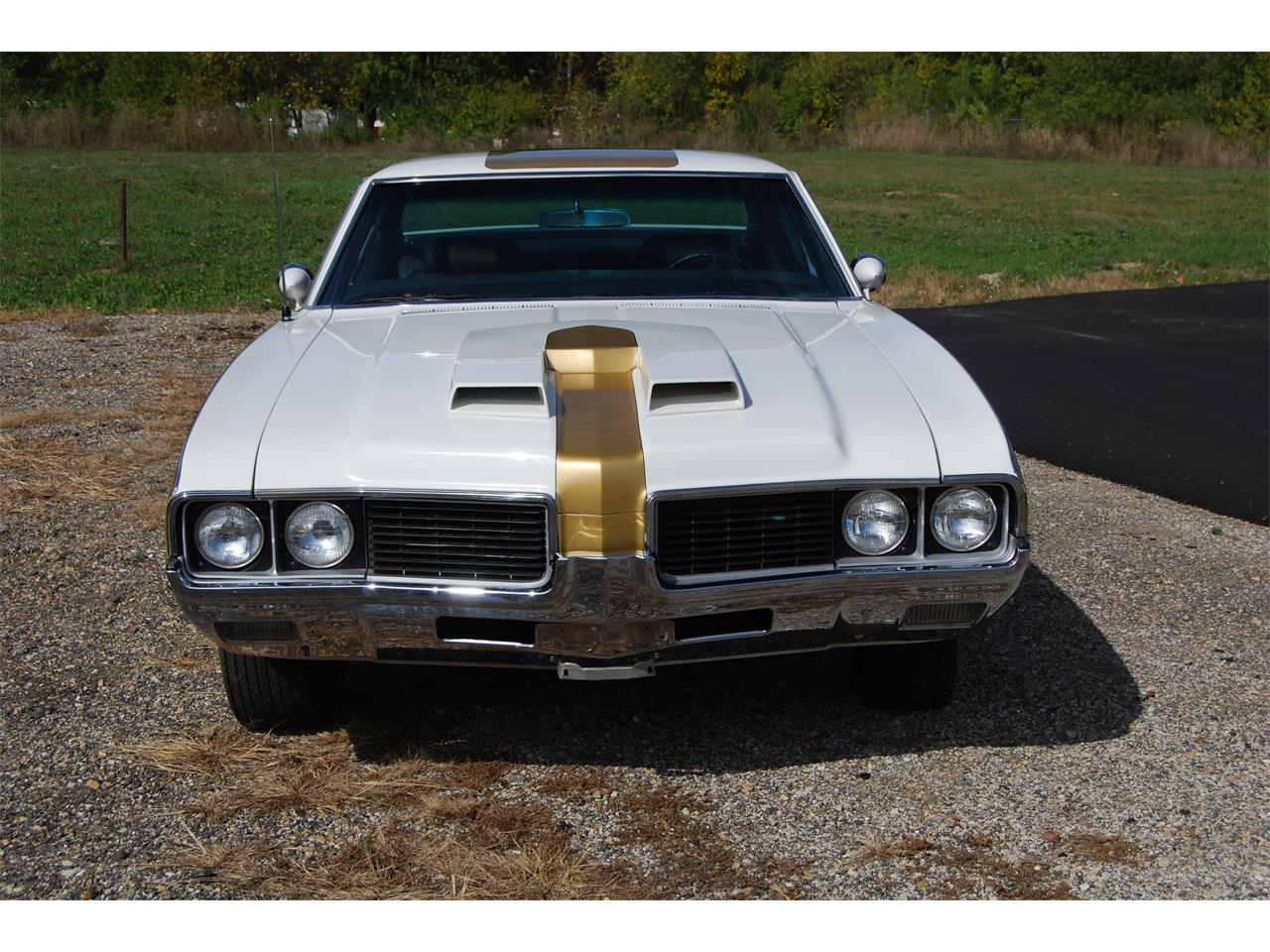 Large Picture of '69 Cutlass - LQ3H