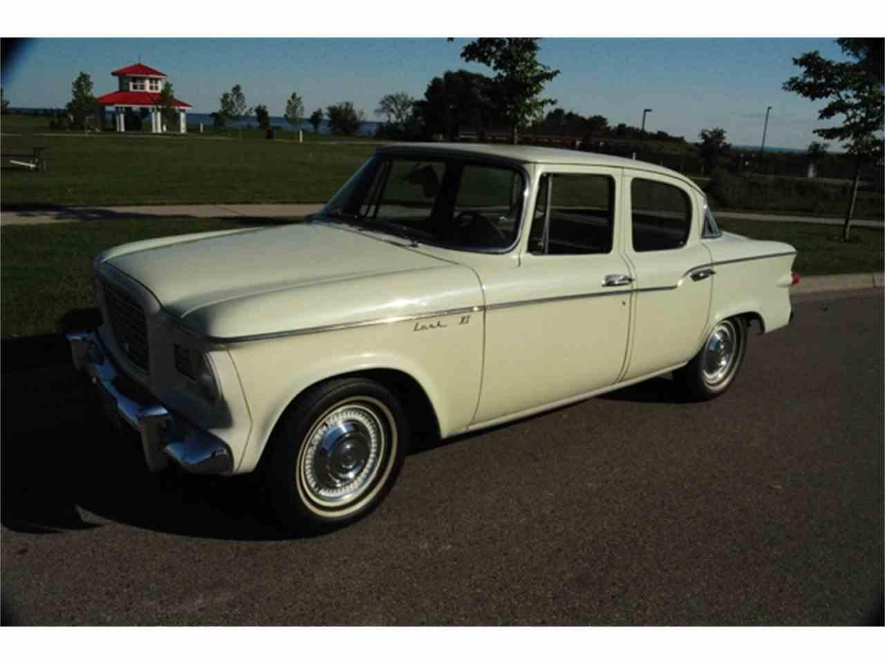 1960 Studebaker Lark for Sale | ClassicCars.com | CC-1013607