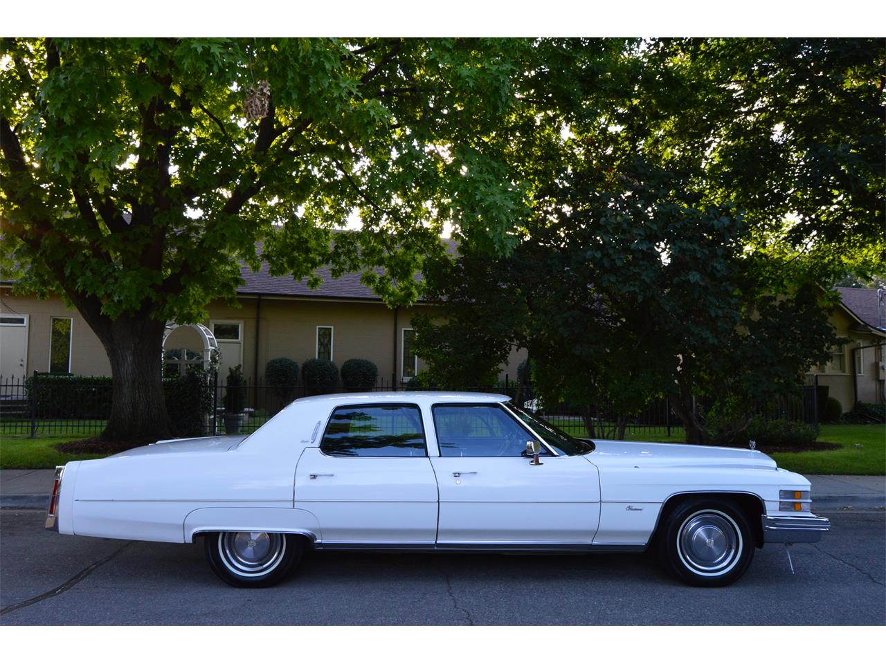 1974 Cadillac Fleetwood Brougham for Sale   ClassicCars ...