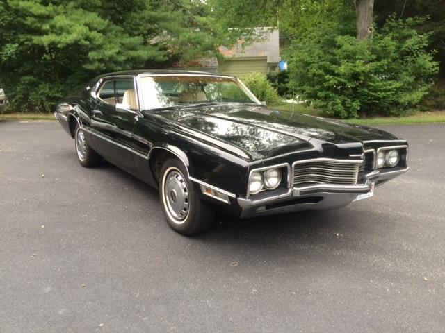 Picture of '71 Thunderbird located in Massachusetts Offered by a Private Seller - LQ40