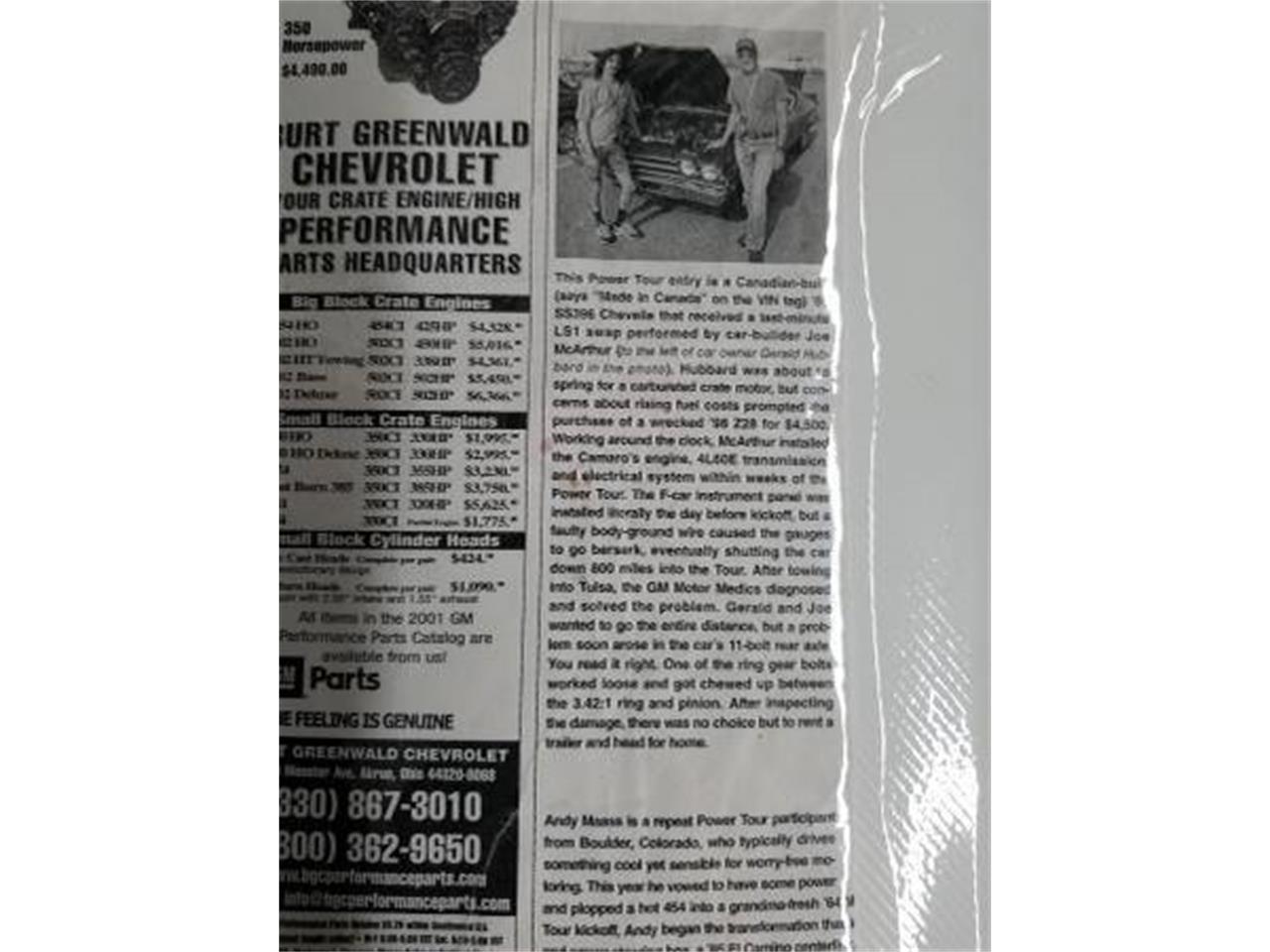 69 Chevelle Parts