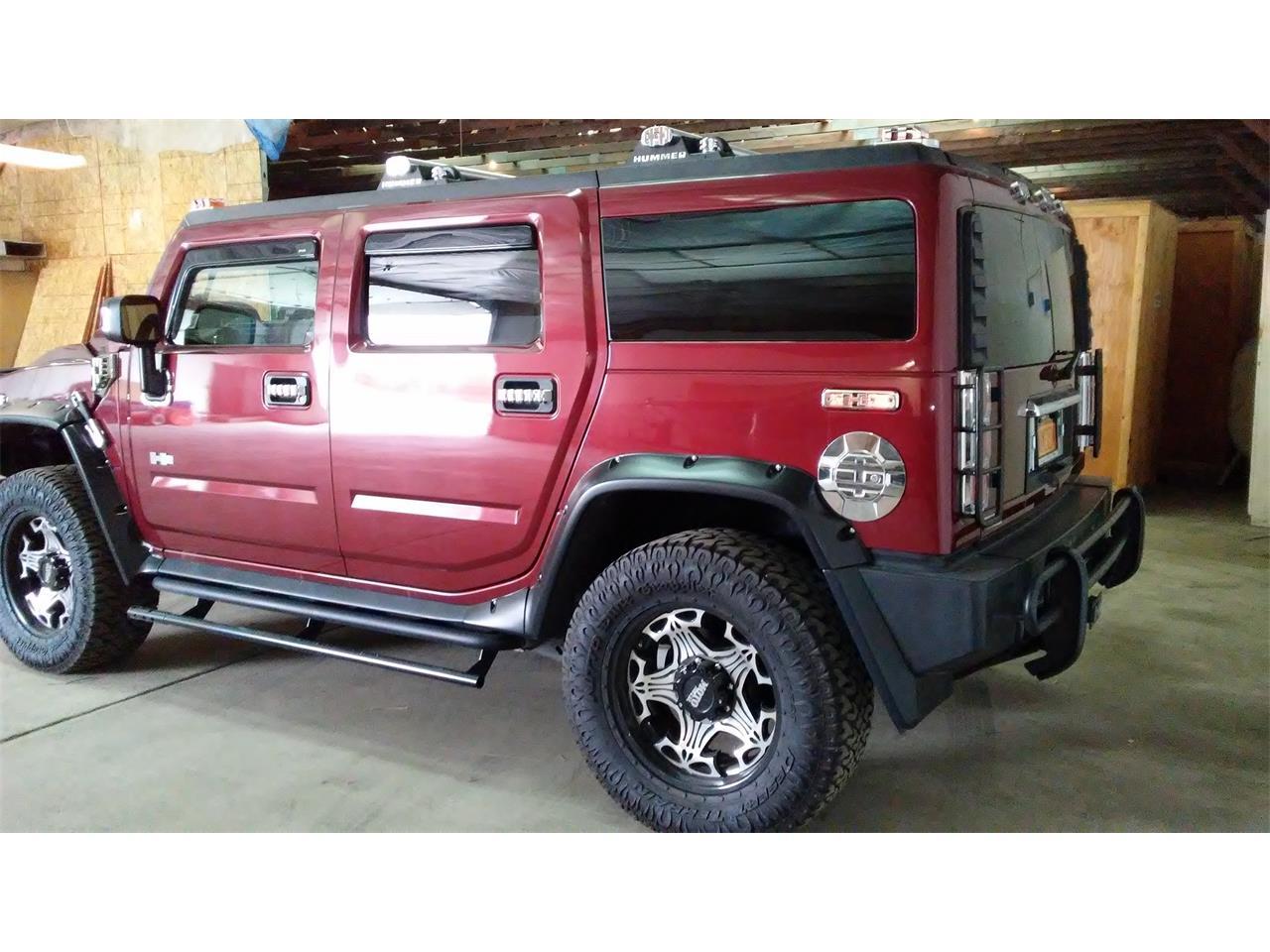 2004 Hummer H2 Urban Assault Vehicle for Sale ...