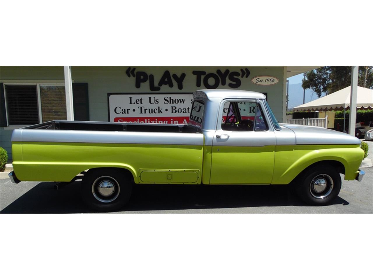 Large Picture of '66 F100 - LQ98
