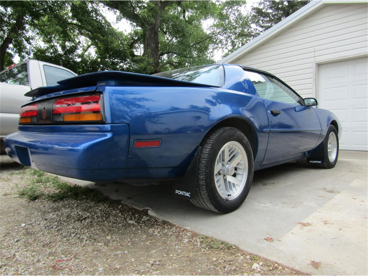 Large Picture of 1991 Pontiac Firebird Formula - LQ9D