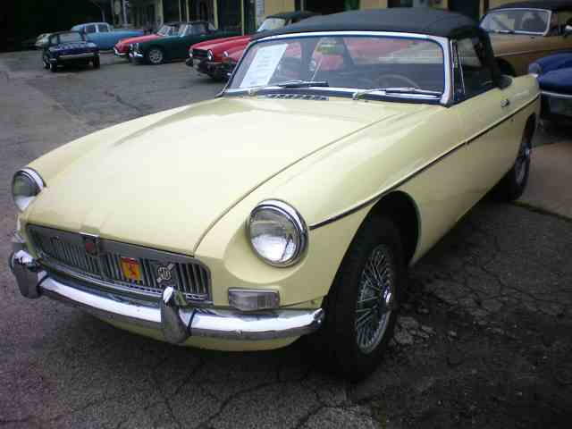 Picture of Classic '65 MGB located in Rye New Hampshire - LQ9E