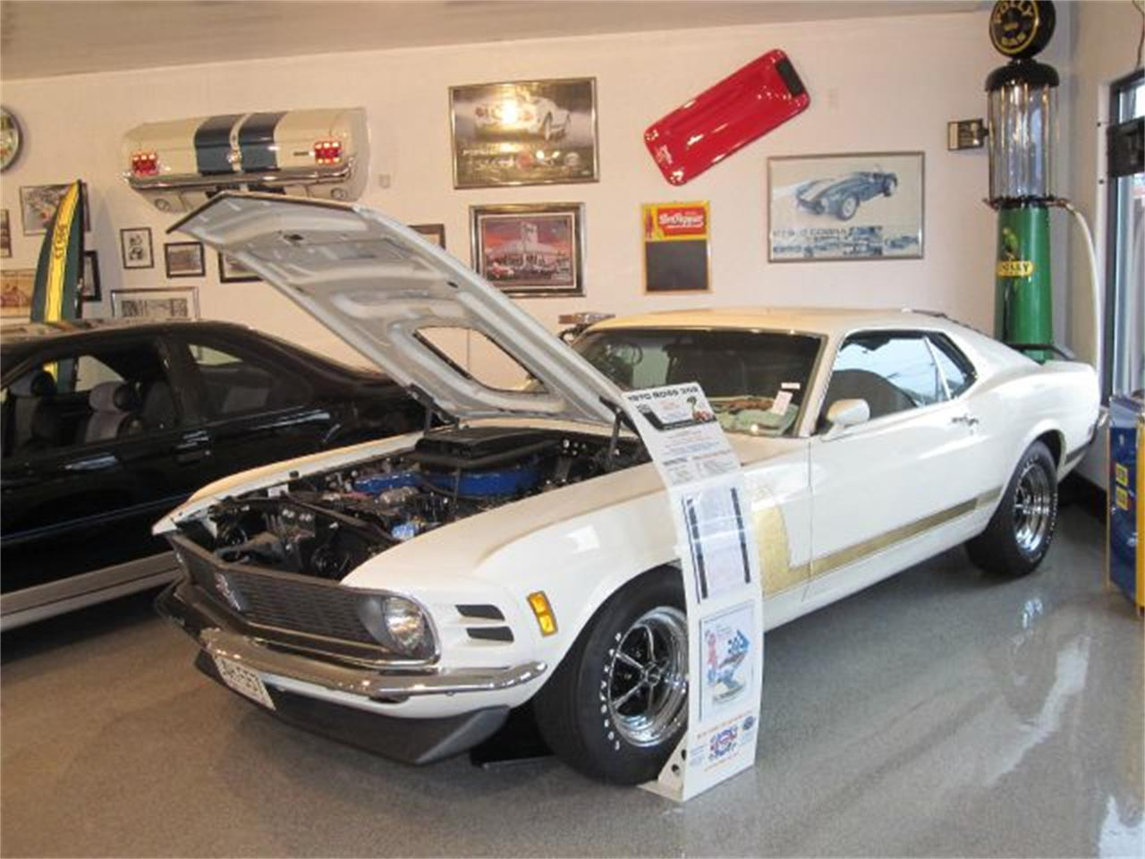 Large Picture of 1970 Mustang located in Stratford Wisconsin - LQ9I