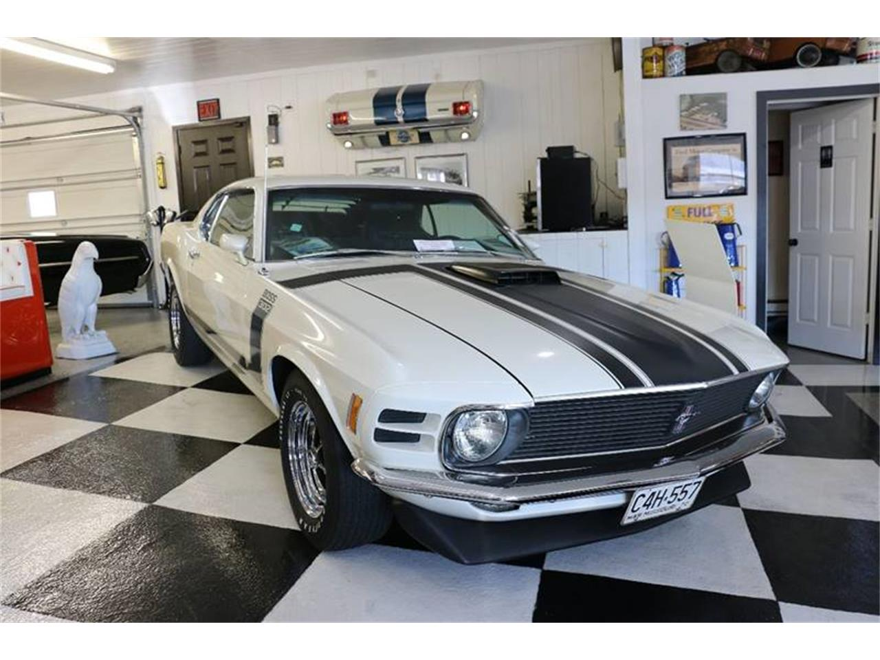 Large Picture of Classic 1970 Mustang Offered by Kuyoth's Klassics - LQ9I