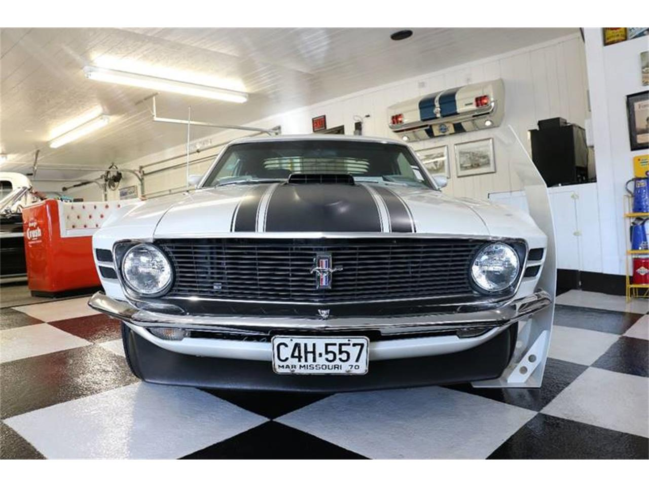 Large Picture of Classic '70 Ford Mustang - $99,500.00 Offered by Kuyoth's Klassics - LQ9I