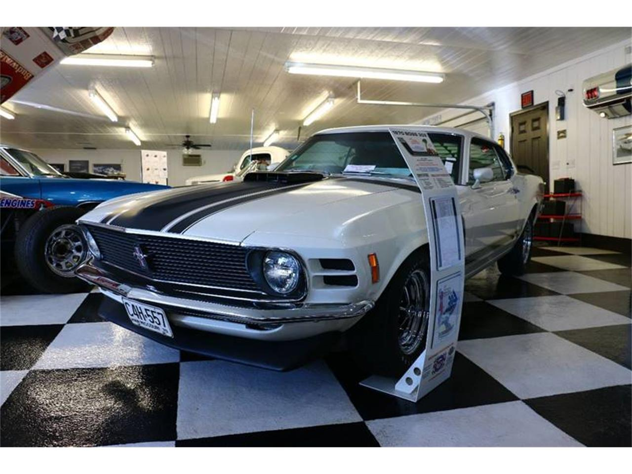 Large Picture of Classic 1970 Ford Mustang located in Stratford Wisconsin - LQ9I