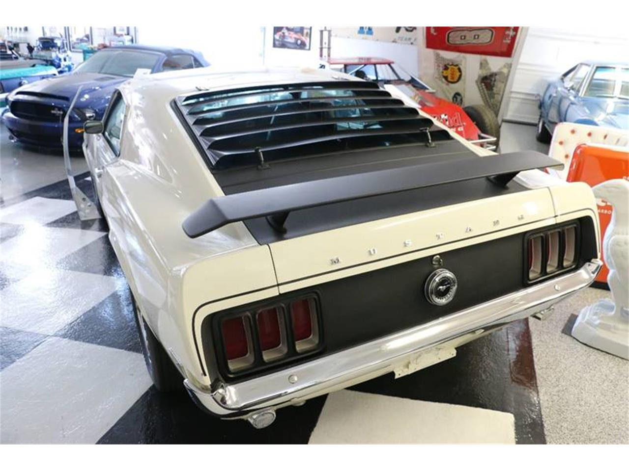 Large Picture of Classic 1970 Ford Mustang located in Stratford Wisconsin Offered by Kuyoth's Klassics - LQ9I