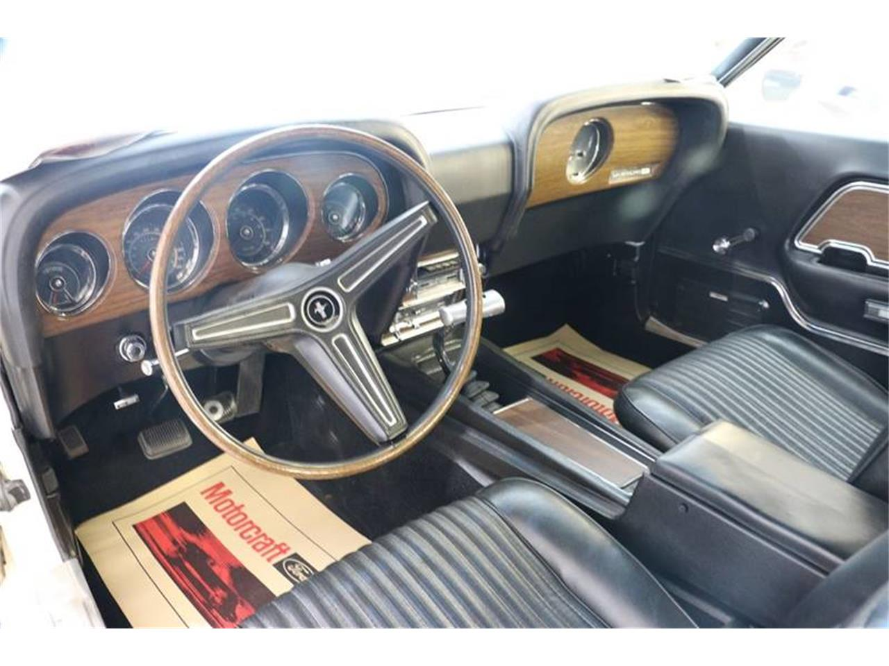 Large Picture of '70 Mustang located in Stratford Wisconsin Offered by Kuyoth's Klassics - LQ9I