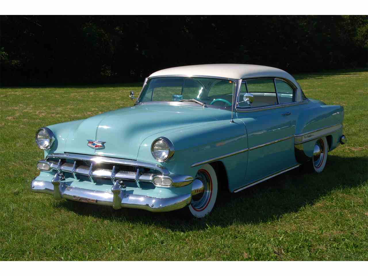 1954 Chevrolet Bel Air for Sale | ClicCars.com | CC-1010389
