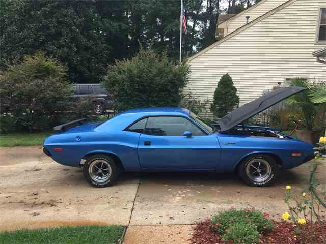 Picture of '72 Challenger - LNMH