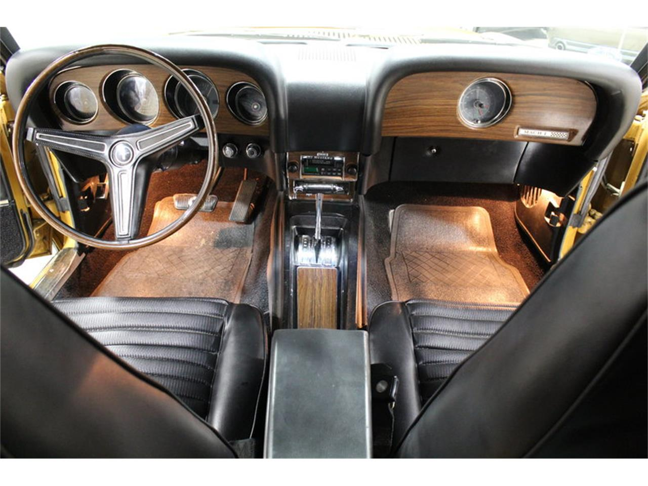 Large Picture of '70 Mustang Mach 1 - LQDZ
