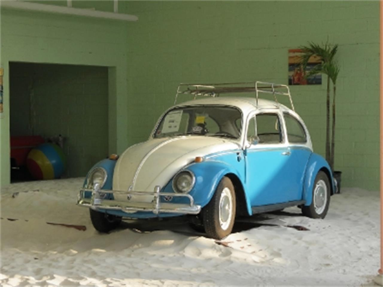 Large Picture of '66 Beetle - LQEO