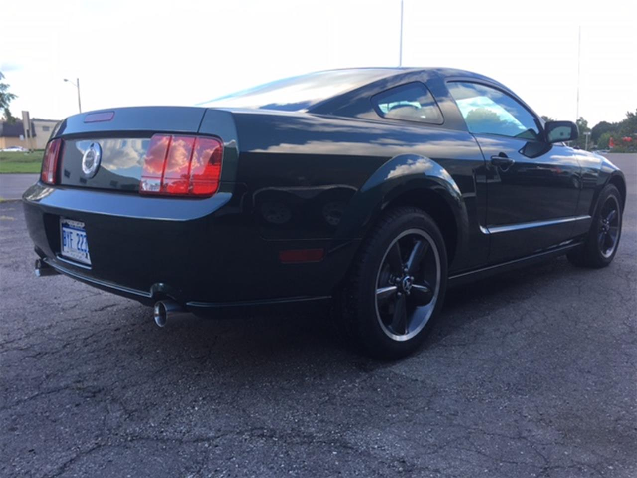 Large Picture of '08 Mustang - LQEX