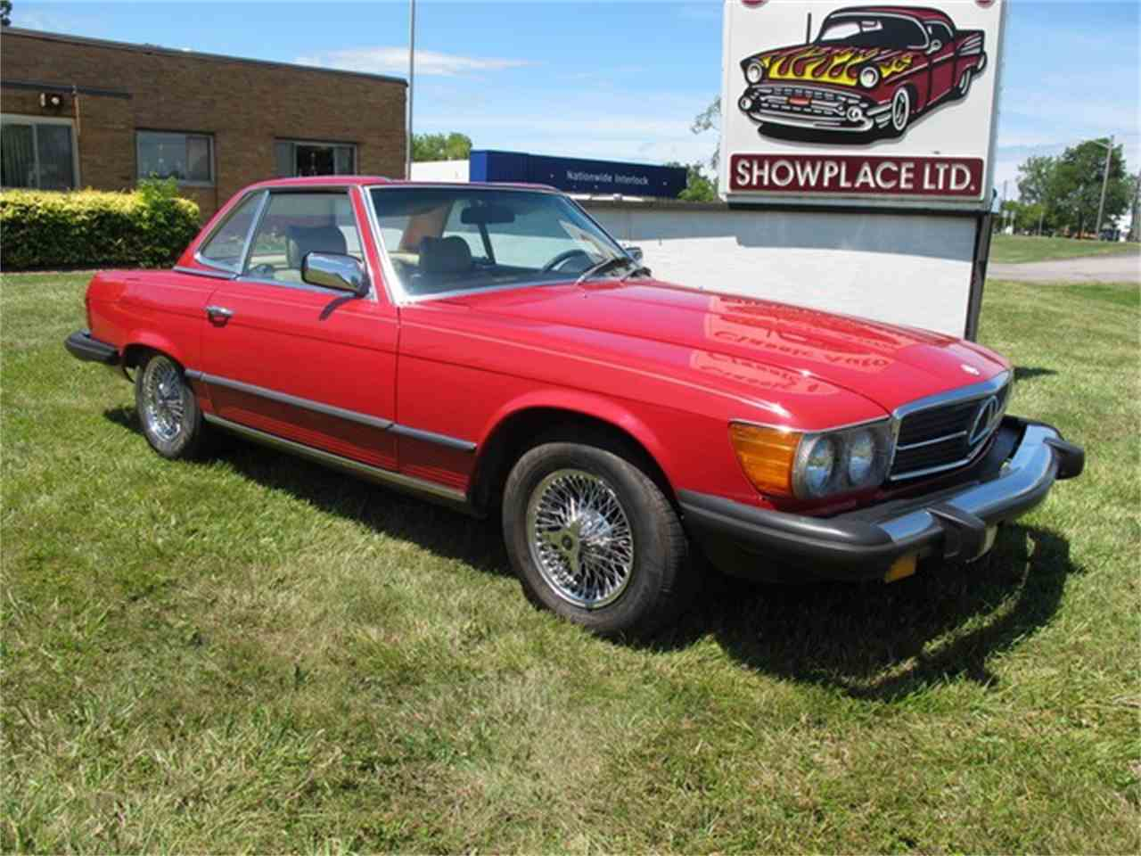 Large Picture of '83 380SL - LQFU