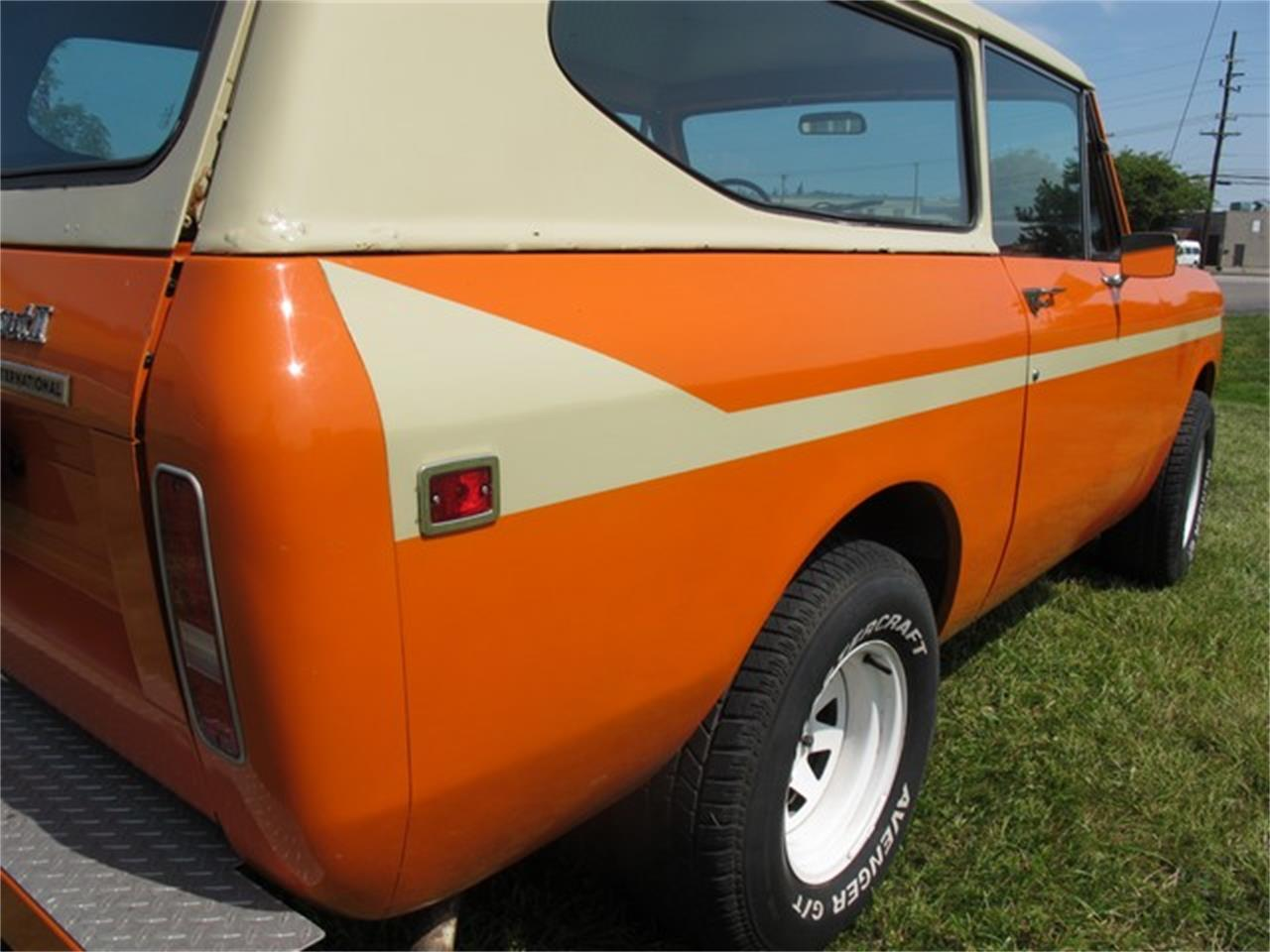 Large Picture of '77 Scout II - LQFV