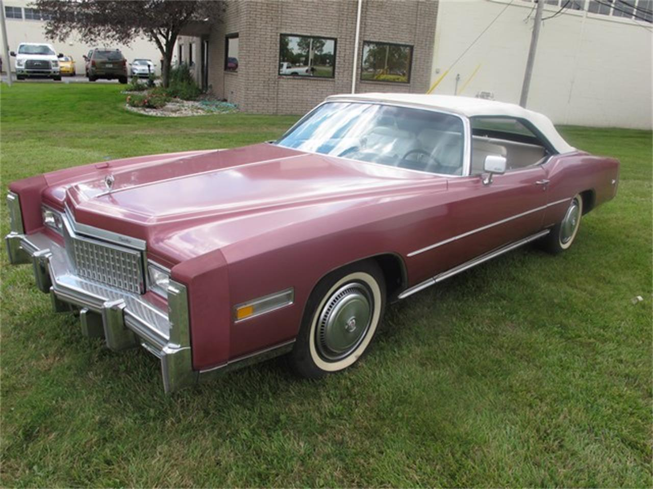 Large Picture of 1975 Cadillac Eldorado Offered by Classic Auto Showplace - LQFY